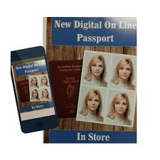 Passport photos - digital Tallaght